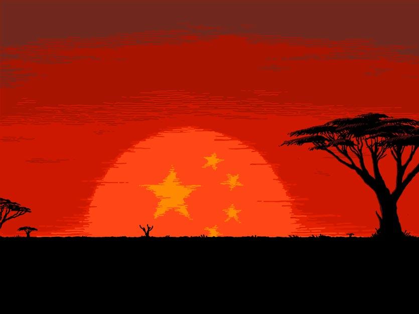 美国对中国在非洲足迹及美非经济关系存在误解