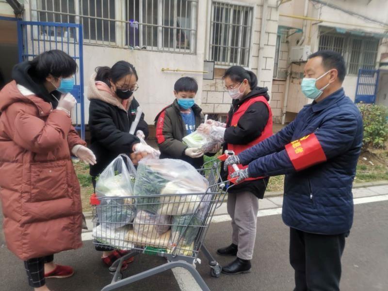 安徽泗县:春风化雨润心田  筑牢疫情防护网