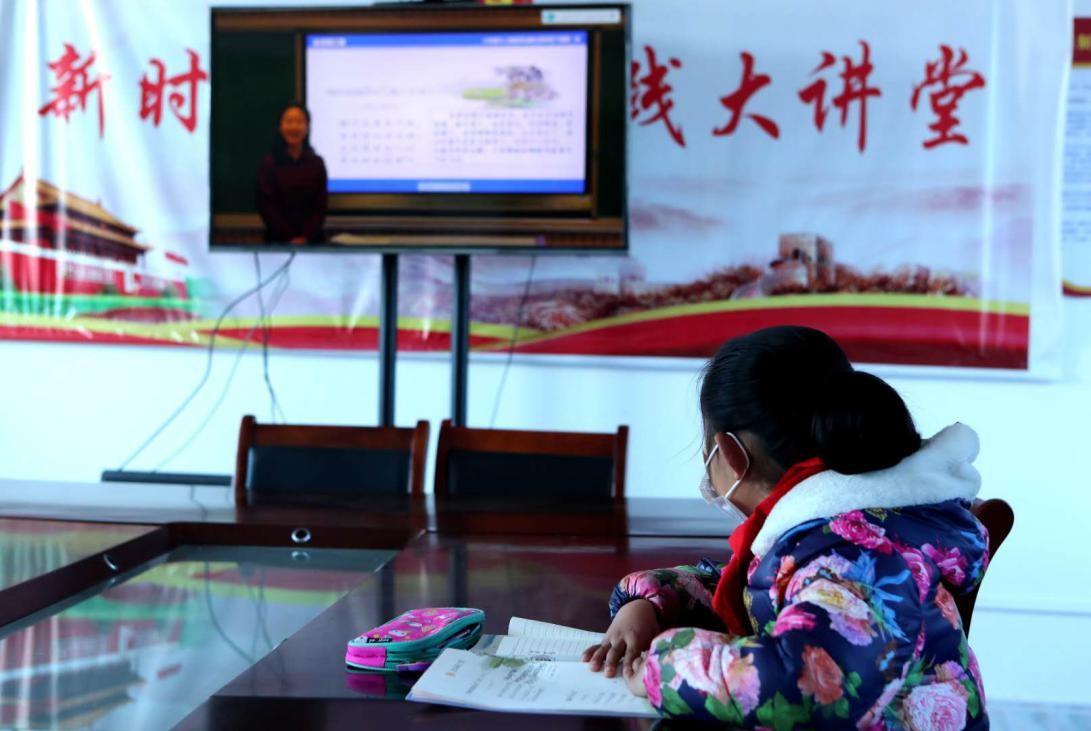 """滁州南谯区:开学路上""""一个也不能少"""""""