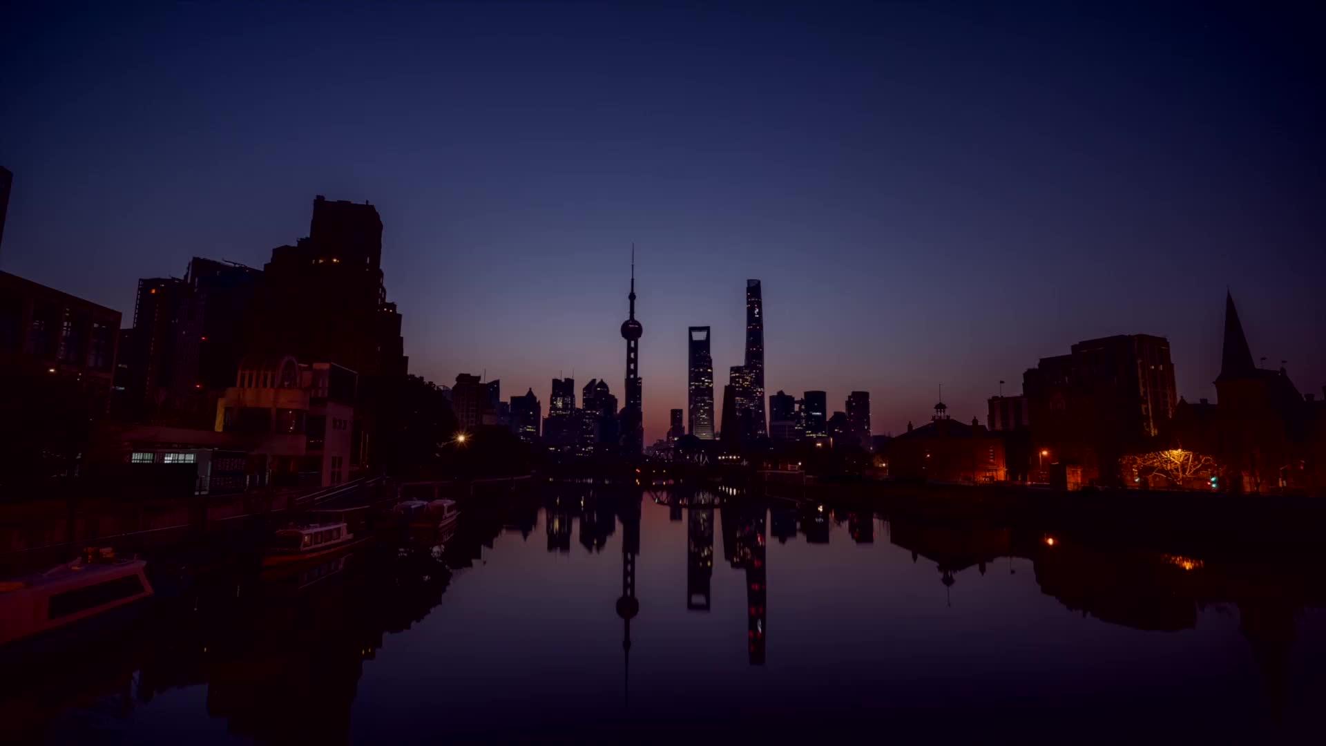 《延时·中国》上海防疫日记