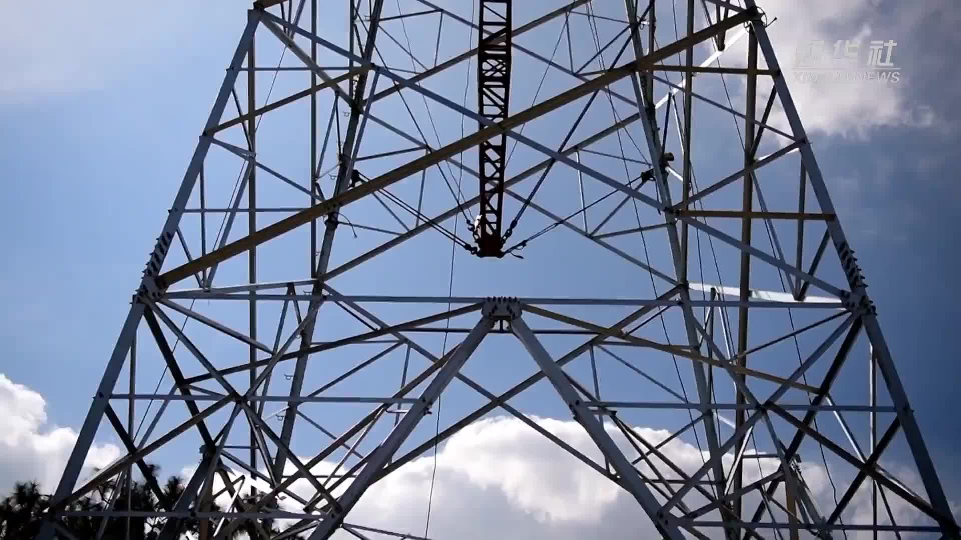贵州在建电网项目全部复工