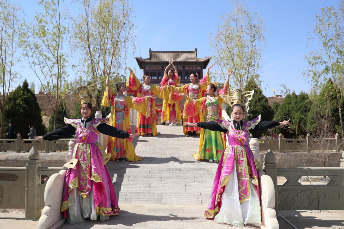 宁夏首家实景穿越旅游度假景区将于4月24日开门迎客
