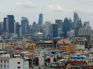 泰国央行商业信心逼近次贷危机水平
