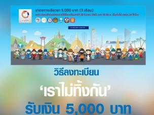 泰国:「我们在一起」首轮500亿泰铢国债本月14日首发