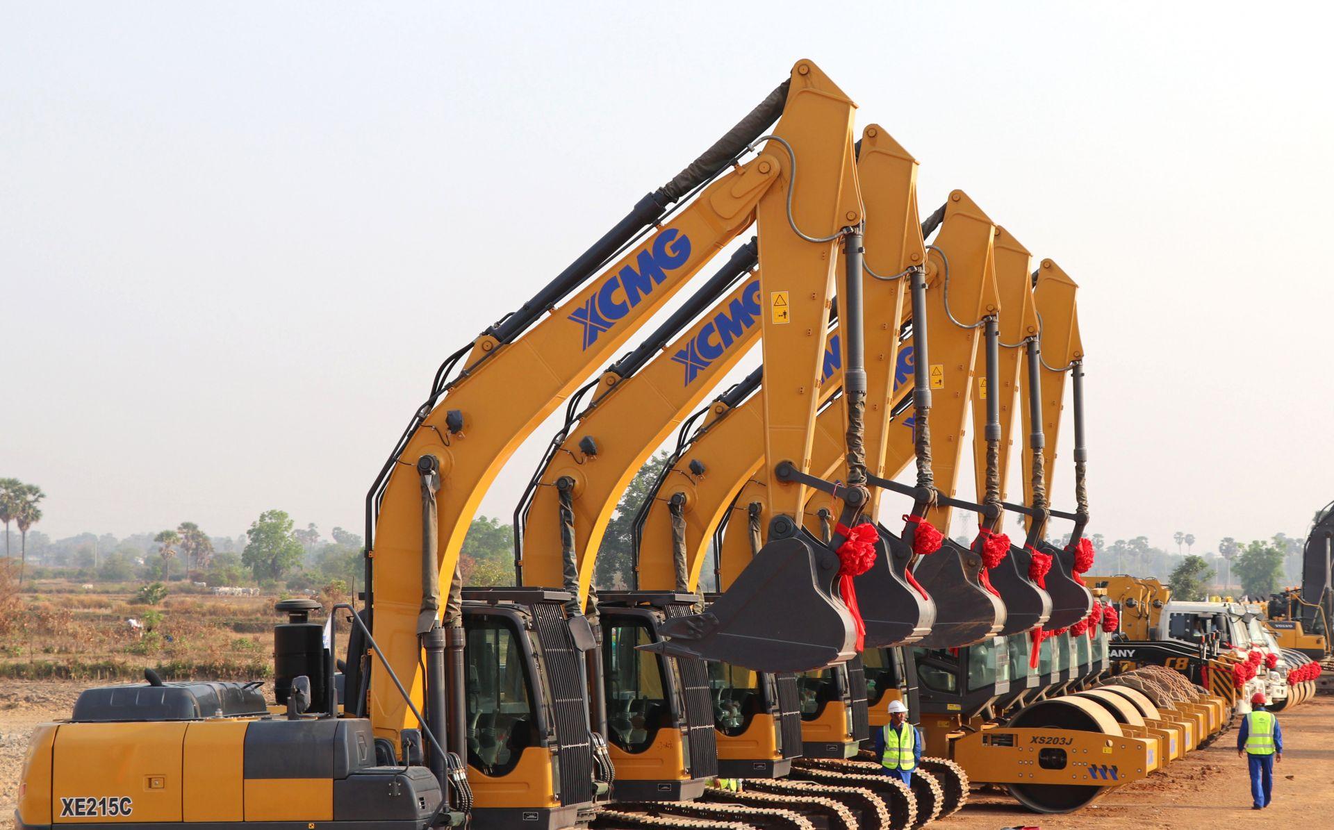金边—西港高速公路项目建设平稳推进