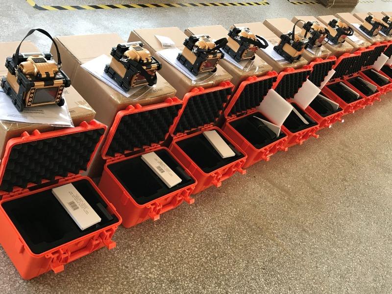 合肥智海科技:为光纤信息传输保驾护航