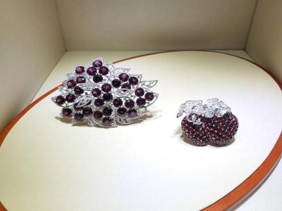 泰国前5个月珠宝首饰出口虚增108%