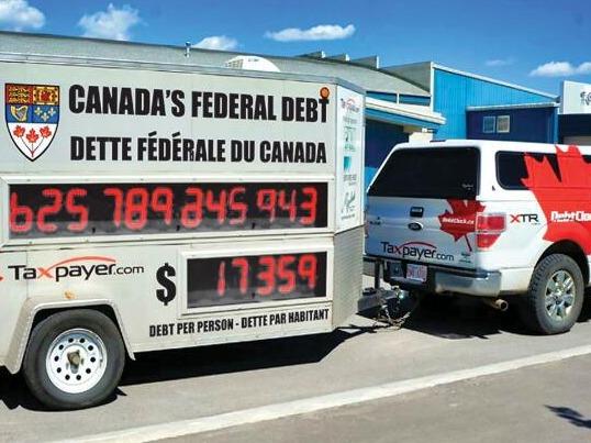 加拿大联邦财政赤字达3432亿加元 国债1.2兆加元创史上新高