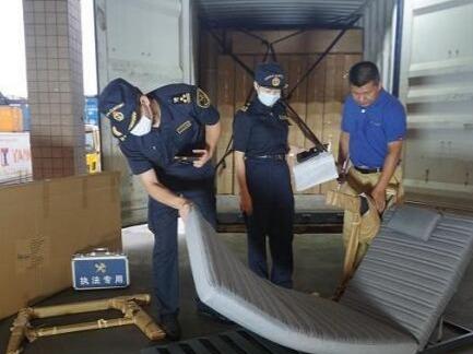家具出口表现亮眼 广州海关关区前5月出口1.6亿件