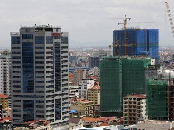 上半年柬埔寨获批建筑项目投资总额超38亿美元