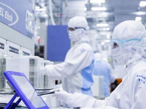 预计日本半导体制造设备销售额2020年度同比涨7%