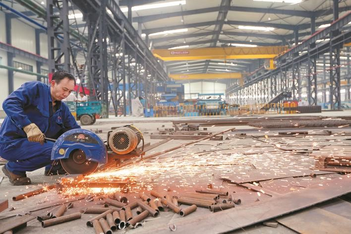 安徽濉溪经开区力促项目服务建设再上新台阶