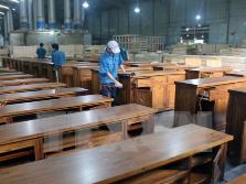 前7月越南木材和木制品出口额增长6.2%