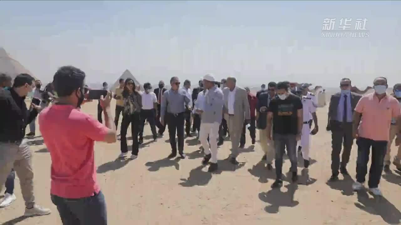 世界旅游组织秘书长说中国游客将帮助埃及旅游业复苏