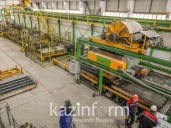 哈萨克斯坦:阿拉木图工业园区年底前将落实总价值达300亿坚戈的工业项目
