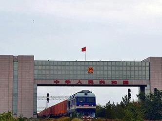 中蒙最大陆路口岸6年累计接运中欧班列突破5000列