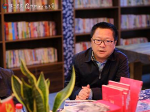 《诗刊》社主编李少君:追求美好生活 诗歌可以作为精神力量