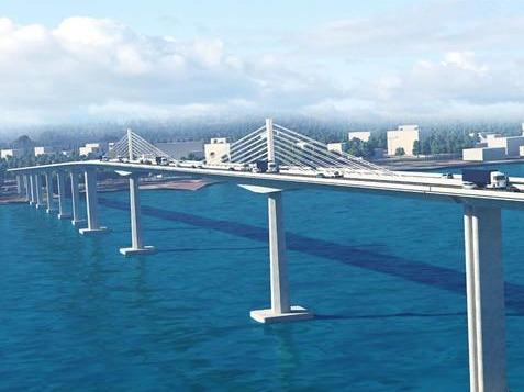 菲律宾达沃—萨马尔岛大桥项目签署商务合同