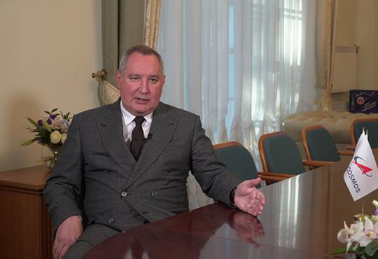 专访:中俄是航天合作的好伙伴——访俄罗斯国家航天集团公司总经理罗戈津