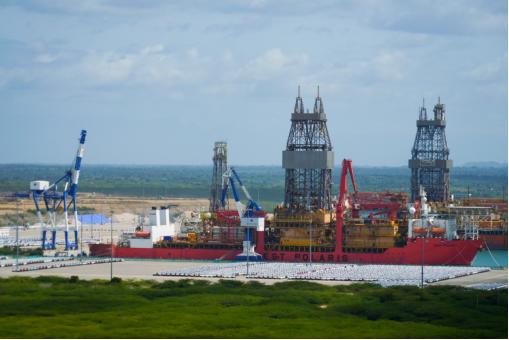 汉班托塔港稳步推进招商引资和园区建设