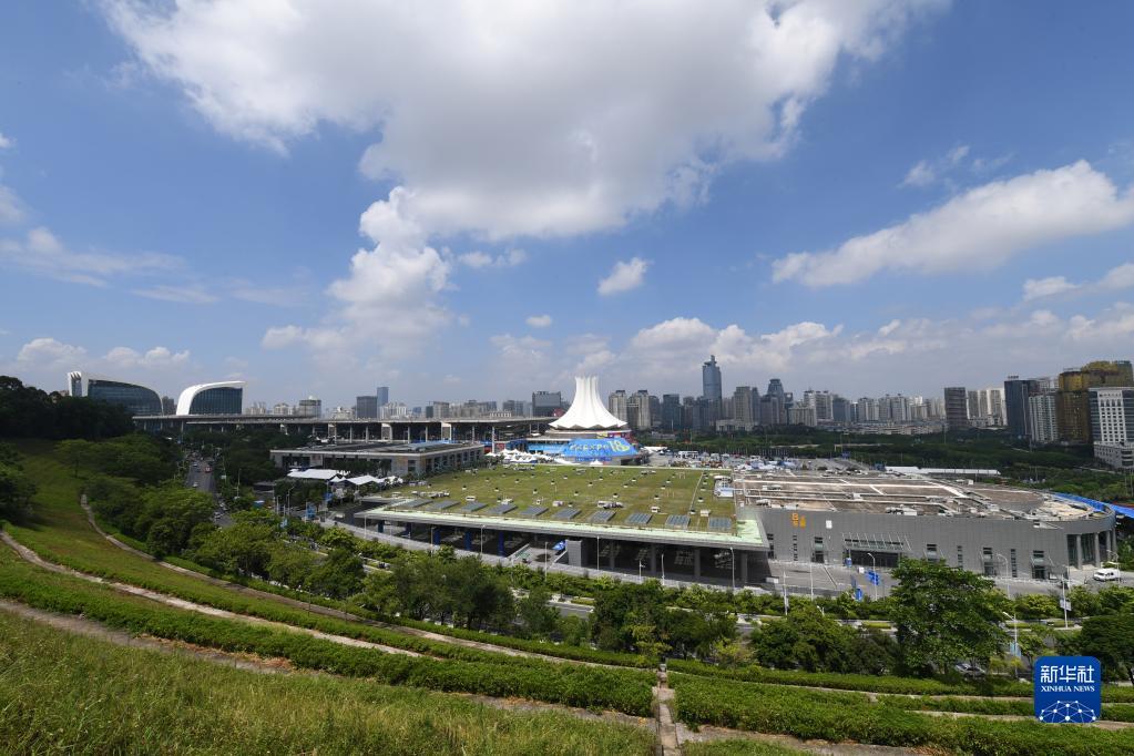 广西南宁:中国—东盟博览会永久举办地的生态之美