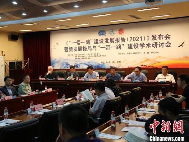 """报告:中国与""""一带一路""""共建国家贸易逆势增长,新特征显现"""