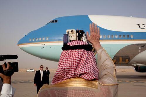 美国沙特关系