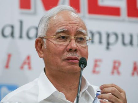 Three reasons why Malaysia's Najib isn't going anywhere