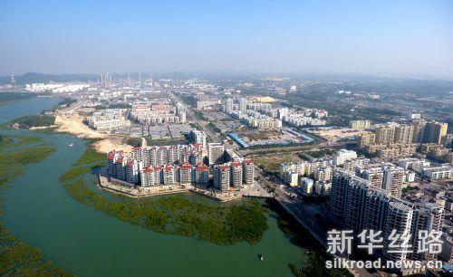 广西钦州港
