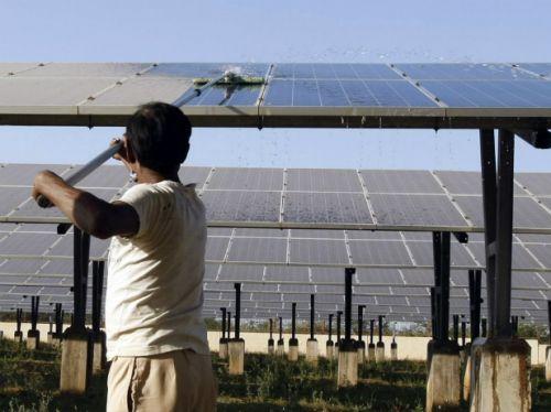 India Makes Progress on Solar