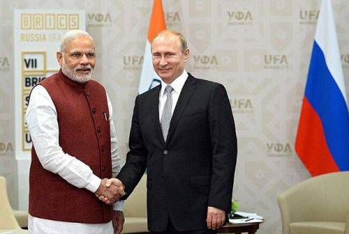India-Russia in testy waters