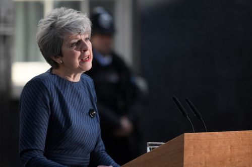 May Hopes Snap UK Poll Will Ease Brexit