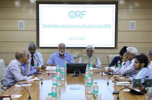 Economics will trump over geopolitics of OBOR Sanjaya Baru
