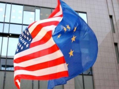 美国 欧盟
