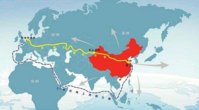 一带一路中国