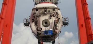 """4811米:""""蛟龙""""号完成在世界最深处下潜"""