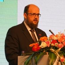 立陶宛农业部罗兰达·塔拉斯凯维丘斯副部长