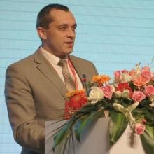 白俄罗斯农业食品部亚历山大·苏博京副部长