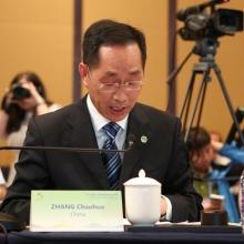 中国国家质检总局动植物检疫监管司副司长张朝华