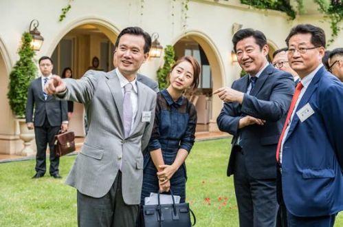 授予中国企业家叶简明名誉博士学位是京畿大学70周年校庆活动之一