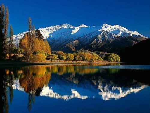 新西兰概况,新西兰人口、面积、重要节日一览