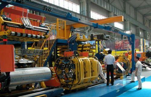 带一路 对中国高端装备制造业的影响图片