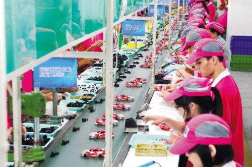 出口玩具产业