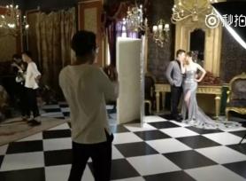 中国婚纱照火到英国,外媒专程揭秘