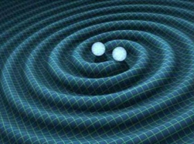 """被人類首次""""捕捉""""到的引力波 到底是什麼東西?"""