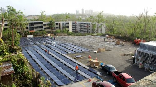 Repowering Puerto Rico with Solar a Worthwhile Goal