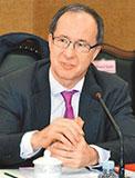 博纳德•德维特 比中经贸委员会主席
