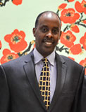 索罗曼•鲁提嘉 外国驻穗领团团长、乌干达驻穗总领事