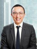 林怡仲  普华永道中国及香港市场主管合伙人