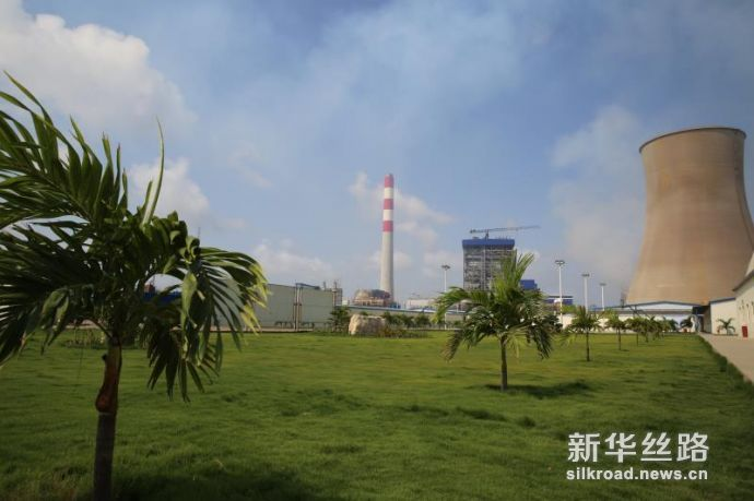卡西姆燃煤电站